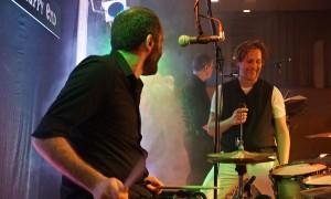 Tanzmusiker Frank Dziemba Tanzmusiker Axel Kretschmer live in Bremen