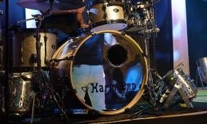 Drummer Bühne Live Axel Kretschmer