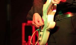 Gitarrist Andreas Cordes