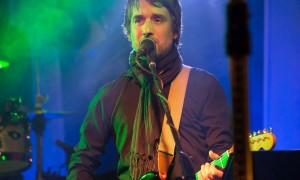 Gitarrist und Sänger Andreas Cordes