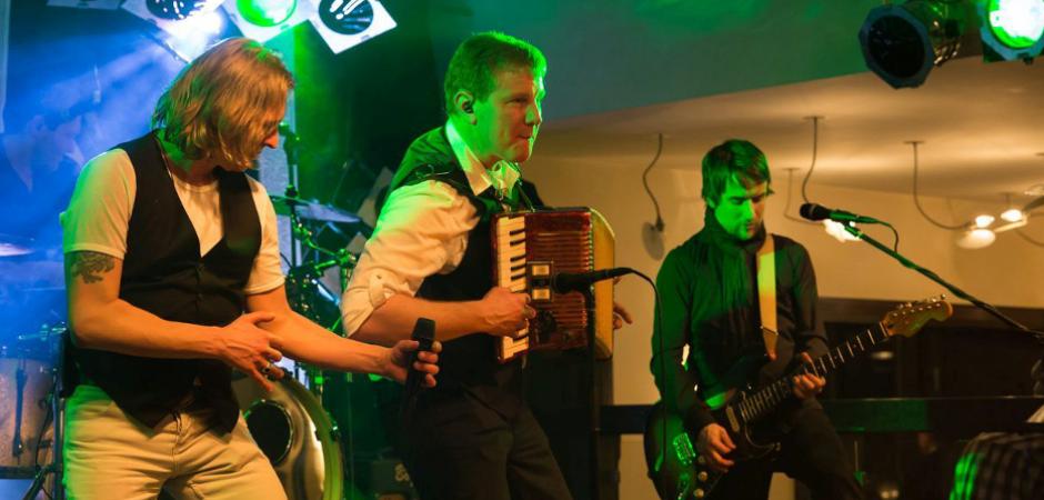 Die Partyband aus Bremen für Ihre Veranstaltung